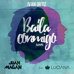 Juan Magán y Luciana - Baila conmigo