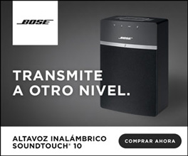 Altavox Bose